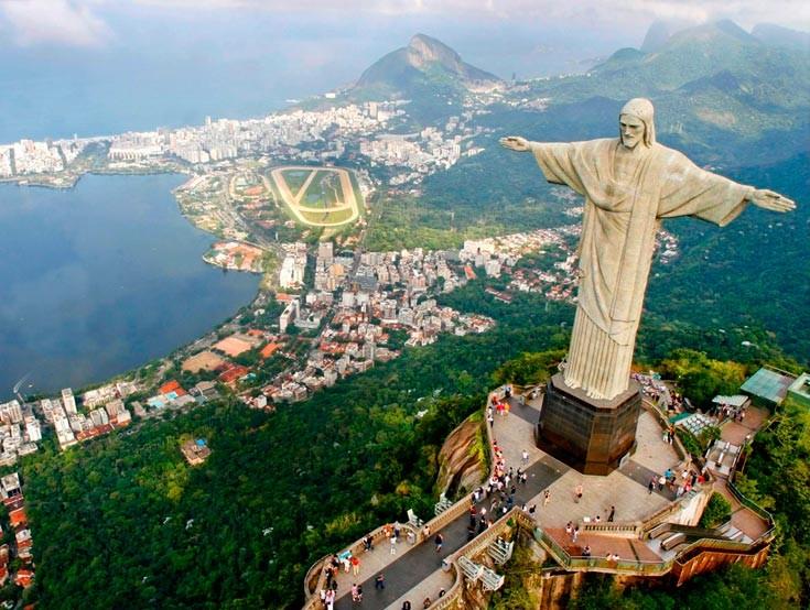 Brasil é premiado no Oscar Mundial de Turismo