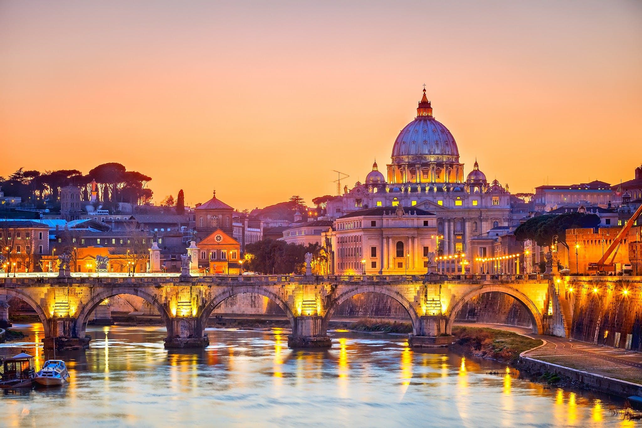 Roma (Itália) segue como um dos destinos preferidos por viajantes de todo o mundo