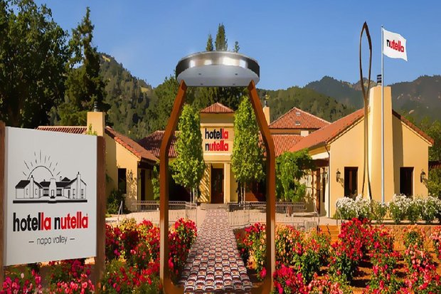 Nutella abrirá hotel temático na Califórnia